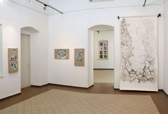 'Southern Rose', 2013, General exhibition view